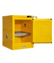 Durham Steel 4 Gal Self-Closing Door Flammable Storage Cabinet
