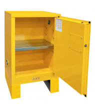 Durham Steel 12 Gal Flammable Storage Cabinet with Legs