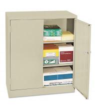 """Alera CME4218PY 36"""" W x 18"""" D x 42"""" H Storage Cabinet in Putty, Assembled"""