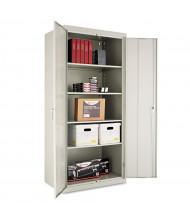 "Alera CM7824 36"" W x 24"" D x 78"" H Storage Cabinet, Assembled (Shown in Light Grey)"