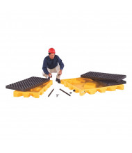 Ultratech 1090 Spill Deck P6 System - (1) 4-Drum Module and (1) 2-Drum Module