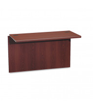 "HON 10700 Series 47"" Laminate Bridge, Mahogany"