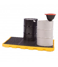 Ultratech 1175 P6 One-Piece 6-Drum Spill Deck (shown with drums)