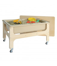Wood Designs Deluxe Sand and Water Table with Lid