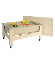 "Wood Designs 20"" H Sand and Water Table with Lid"