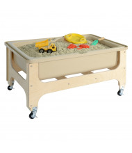 "Wood Designs 20"" H Sand and Water Table"