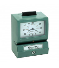 Acroprint Model BP125-R6 6V Rechargeable Battery-Powered Punch Time Recorder