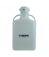 Justrite HDPE Carboys  (2.6 Gal. Model Shown)
