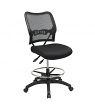 Office Star Space Seating Deluxe Ergonomic AirGrid Mesh Drafting Chair
