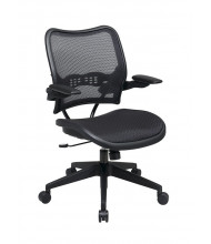 Office Star Deluxe AirGrid Mesh Mid-Back Managers Chair (Model 13-77N1P3)