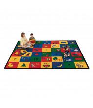 Carpets for Kids Blocks of Fun Classroom Rug