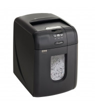 Swingline GBC 130M Stack-and-Shred Auto Feed Micro Cross Cut Paper Shredder