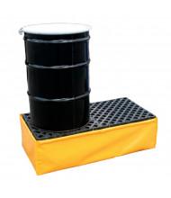 Ultratech Flexible Spill Pallets, 66 Gallons (2-drum model)