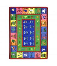 Joy Carpets LenguaLink Classroom Rug