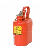 Eagle Laboratory 1 Gallon Polyethylene Safety Can (red)