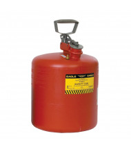 Eagle Type I 5 Gallon Polyethylene Safety Can (red)