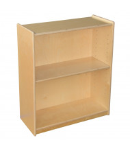 Wood Designs Childrens Classroom Small Storage Unit, Adjustable