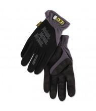 Mechanix Wear FastFit X-Large Work Gloves, Black