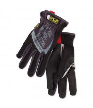 Mechanix Wear FastFit Medium Work Gloves, Black