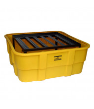 Eagle 1680 400-Gallon Capacity IBC Intermediate Bulk Container Spill Containment Pallet