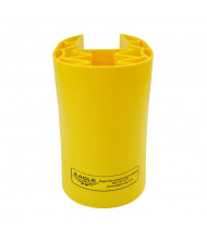 "Eagle HDPE Rack Guard for 1.5"" x 3"" Racking 1702"