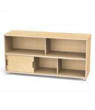 Jonti-Craft TrueModern Low Classroom Storage Unit