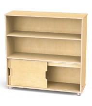 Jonti-Craft TrueModern Two-shelf Bookcase