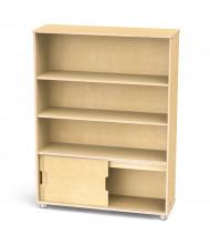 Jonti-Craft TrueModern Three-Shelf Bookcase