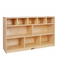 ECR4Kids Birch 5+5 Classroom Storage