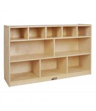 ECR4Kids Birch 5+5 Classroom Storage