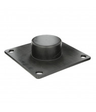 "Eagle Black Poly Base for 4"" Post Sleeves 1732BASE"