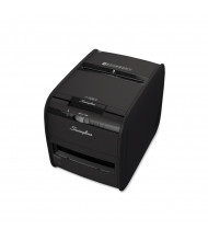 Swingline GBC 60X Stack-and-Shred Auto Feed Cross Cut Paper Shredder