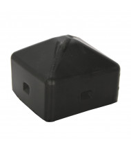 "Eagle 5"" W Square HDPE Post Cap 1759"