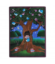 Joy Carpets Reading Tree Rectangle Classroom Rug
