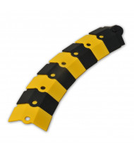 "Ultratech Ultra-Sidewinder 3"" W Small 1 Ft. Cable Protection Extension (black & yellow)"