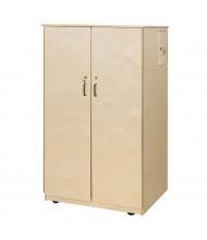 Wood Designs Teacher's Locking Cabinet