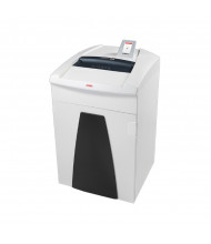 "HSM 1851 Securio P36is Heavy Duty 1/4"" Strip Cut Paper Shredder"