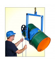 Morse 185 Series Kontrol-Karrier 800 to 2000 lb Load Drum Lifters (MORCINCH Drum System Model Shown)