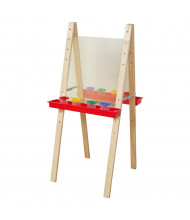 Wood Designs Double Sided Acrylic Easel (Shown in Red)