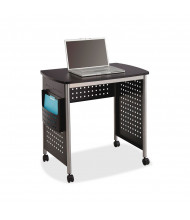 "Safco Scoot 1907 32.5"" W Steel Computer Desk"