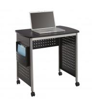 "Safco Scoot 1907 32.5"" W Steel Computer Desk"
