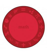 Joy Carpets STEM Classroom Rug, Math