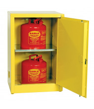 Eagle 12 Gal Self-Closing Flammable Storage Cabinet