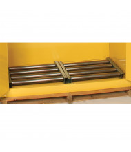 """Eagle 2"""" Roller Conveyor for HAZ1992, HAZ9010 (shown as pair; sold individually)"""