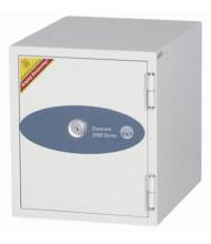 Phoenix 2001 2-Hour DataCare Fire Resistant .26 cu. ft. Media & Data Safe