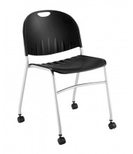 KFI Seating CS2100 Plastic Stacking Chair