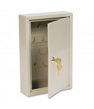 SteelMaster Dupli-Key 30 Key Two-Tag Hook Key Cabinet
