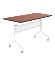 "Safco Impromptu 2066 60"" W x 24"" D Training Table Top (Shown in Cherry, Base Sold Separately)"