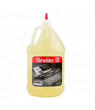 Dahle 20722 Shredder Oil, 1 gal. Bottles (Qty 4)