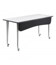"Safco 2084 Rumba Modesty Panel for 60"" W Training Table (Shown  with Table, Sold Separately)"